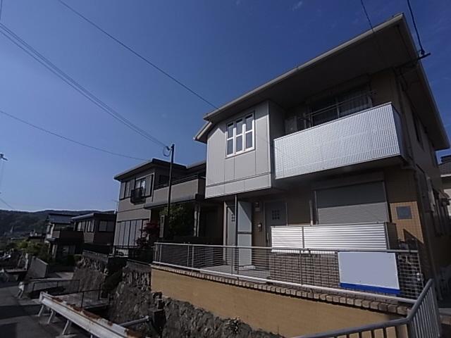 物件番号: 1111289838  神戸市北区東大池3丁目 2LDK ハイツ 外観画像