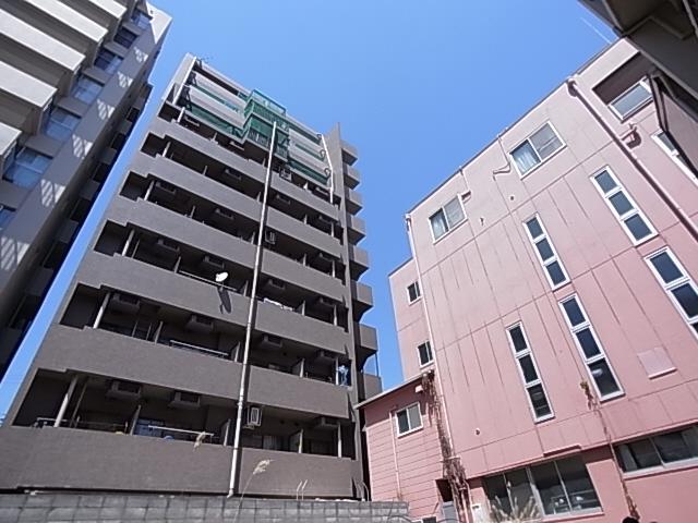 物件番号: 1111277527  神戸市兵庫区中道通1丁目 1K マンション 外観画像