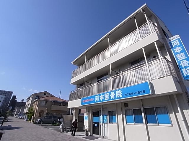 物件番号: 1111254145  神戸市須磨区大池町1丁目 1K マンション 外観画像