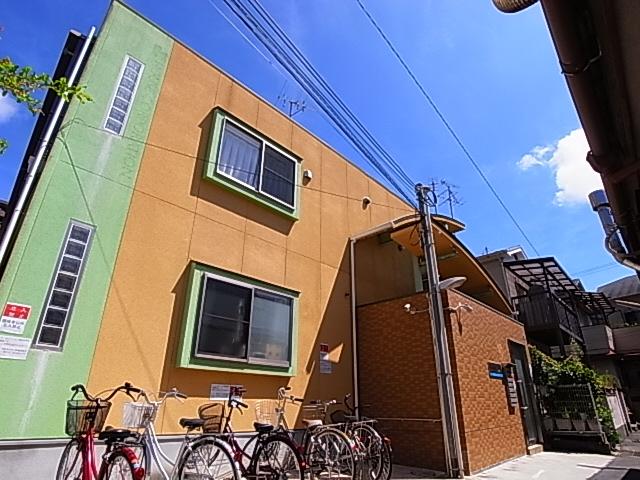 物件番号: 1111261534  神戸市須磨区須磨浦通6丁目 1K マンション 外観画像