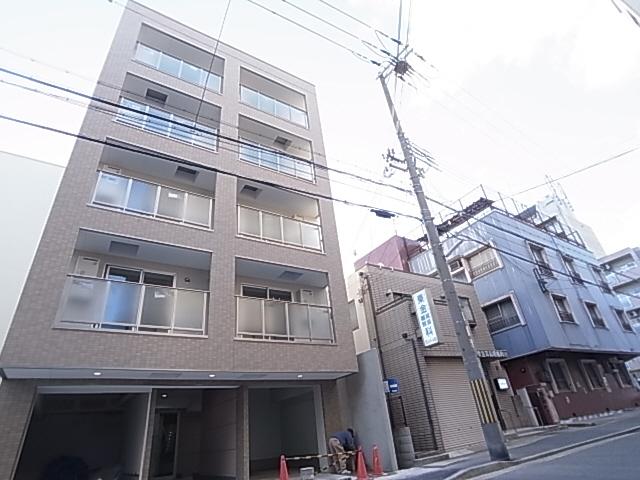 新長田駅・スーパー・商店街すぐのオートロック・エレベーター付マンション^^ 302の外観