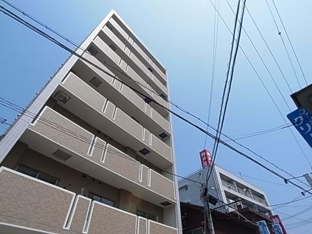物件番号: 1111245972  神戸市長田区長田町2丁目 1K マンション 外観画像