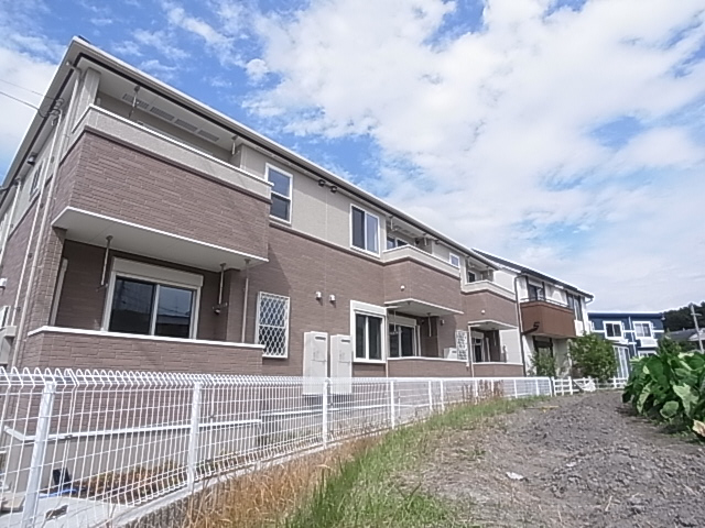 物件番号: 1111288417  神戸市北区八多町中 1LDK アパート 外観画像