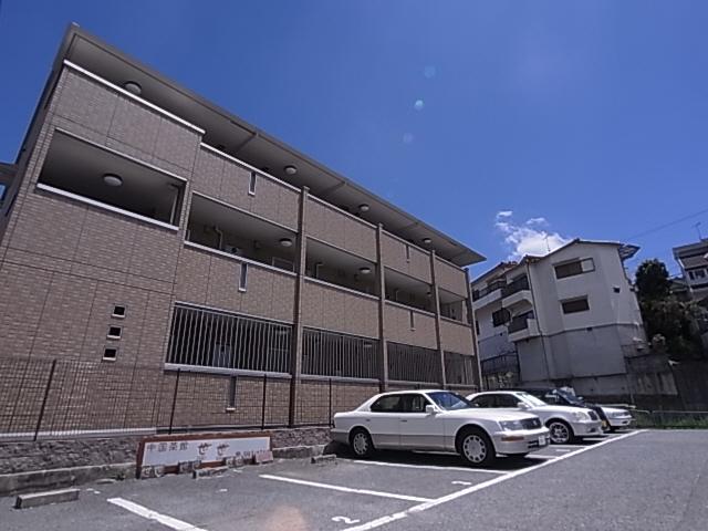 物件番号: 1111289492  神戸市北区鈴蘭台北町3丁目 1LDK アパート 外観画像