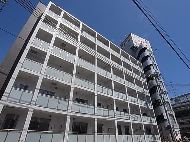 物件番号: 1111260817 ディアコート新長田  神戸市長田区西尻池町2丁目 2LDK マンション 外観画像