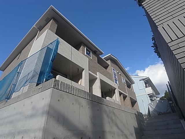 名谷駅徒歩圏内 敷地内駐車場 追焚き機能 浴室乾燥 ウォシュレット 201の外観