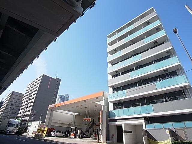 物件番号: 1111283111 マーベラスi  神戸市兵庫区駅南通1丁目 1K マンション 外観画像