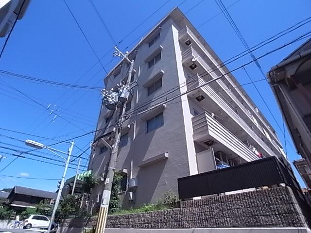 物件番号: 1111288815  神戸市須磨区若木町1丁目 2DK マンション 外観画像