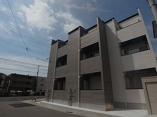 物件番号: 1111285632 ヴィラクレール神戸  神戸市長田区西代通4丁目 1LDK ハイツ 外観画像