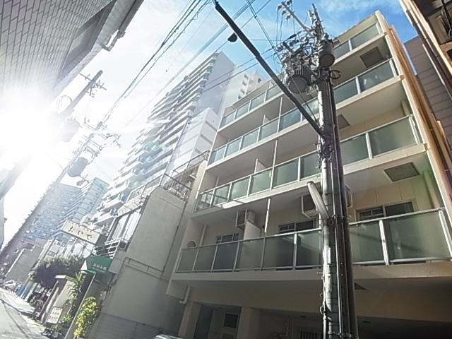 敷金礼金なし 新快速停車神戸駅 室内洗濯置き場 オートロック セパレート 501の外観