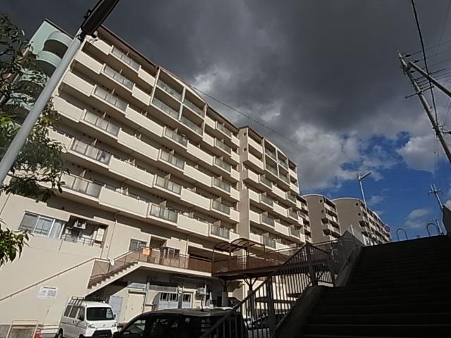 物件番号: 1111289812  神戸市垂水区学が丘4丁目 1K マンション 外観画像