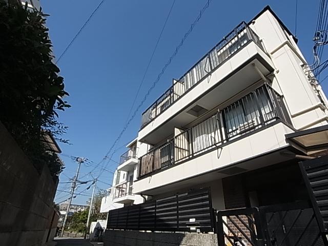 ペットOK 新快速停車神戸駅近く 魅力のお家賃 家電付き 201の外観