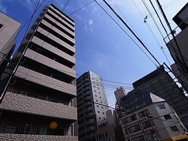 広い・キレイ・大型収納・3点セパレート・ペットOK・敷金礼金¥0駅近で生活も^^ 202の外観