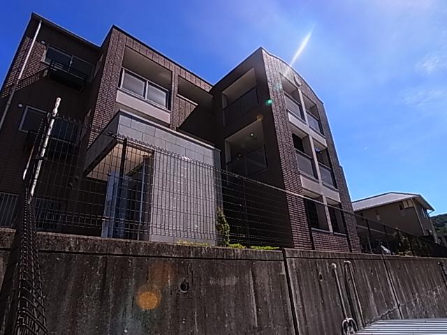 物件番号: 1111256611  神戸市北区谷上南町 2LDK マンション 外観画像