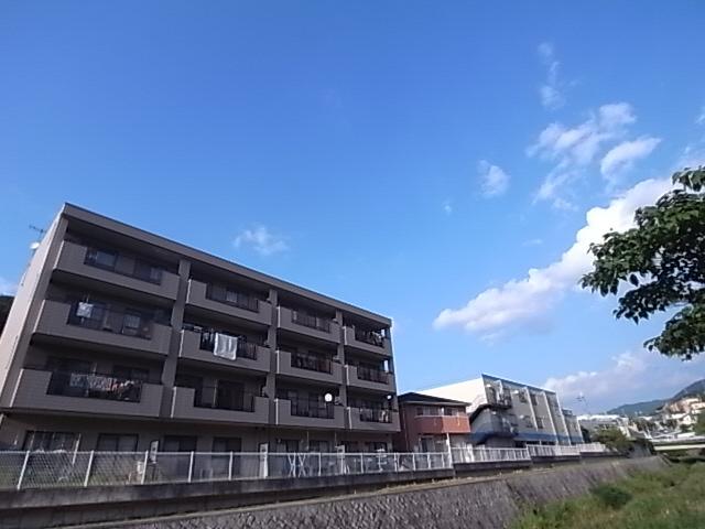 物件番号: 1111282562 ウエストコート谷上  神戸市北区谷上西町 2LDK マンション 外観画像