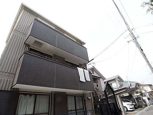 物件番号: 1111270776  神戸市垂水区旭が丘2丁目 2DK マンション 外観画像
