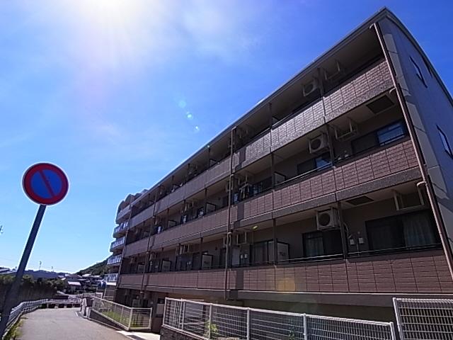 物件番号: 1111284621  神戸市北区谷上西町 1K マンション 外観画像
