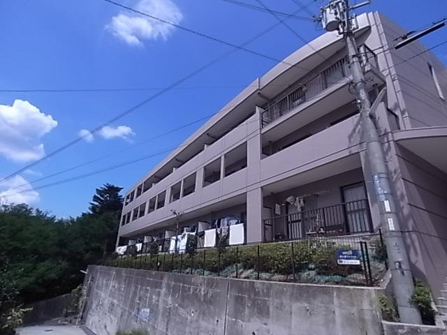 物件番号: 1111258595  神戸市北区西大池2丁目 2LDK マンション 外観画像