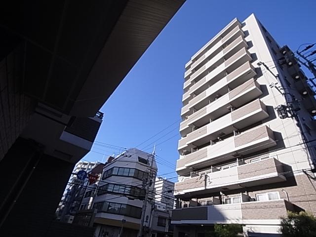 物件番号: 1111224076 ラナップスクエア湊川公園  神戸市兵庫区中道通1丁目 1K マンション 外観画像