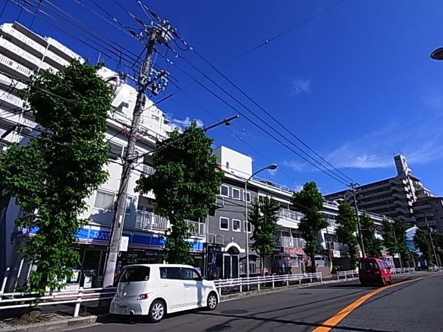 物件番号: 1111286246  神戸市長田区片山町5丁目 1LDK マンション 外観画像