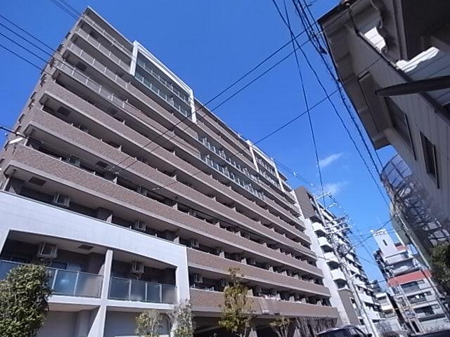 インボイス新神戸レジデンス 201の外観